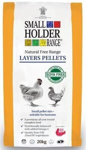 A & p layers pellets 20kg